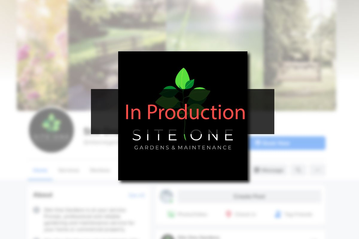 Site One Gardens WordPress Website